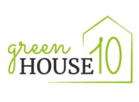 greenHOUSE10 Logo