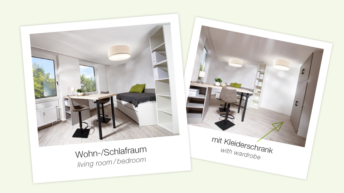 greenHOUSE10 | Studenten-Wohnungen | Clausthal-Zellerfeld